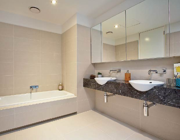 The Shoe Factory Residences - Bathroom